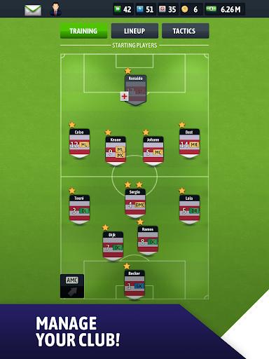 BeSoccer Football Manager screenshot 8