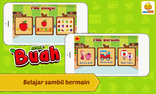 Belajar Buah + Suara  screenshots 5