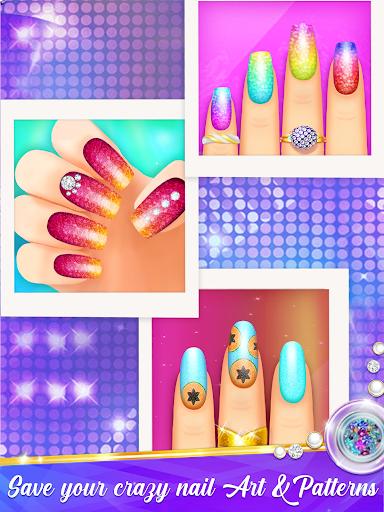 Nail Salon Manicure - Fashion Girl Game  screenshots 6