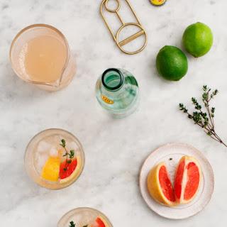Sparkling Paloma Cocktails