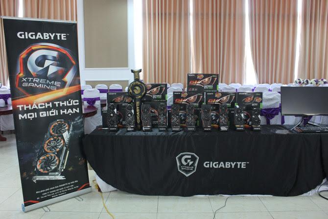 Gigabyte giới thiệu dòng sản phẩm GTX 1080 và 1070 tại Việt Nam