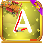Alphabet ABC Kids Pro : Letters Writing Games