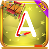 Alphabet ABC Kids Pro : Letters Writing Games APK Icon
