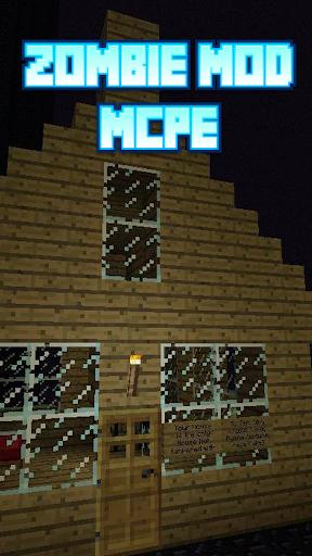 殭屍MOD對於MCPE`