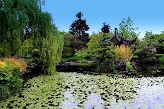 Photo: Vancouver - Chinesischer Garten