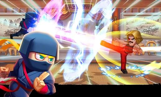 Real Kung Fu Ninja Fighter - náhled