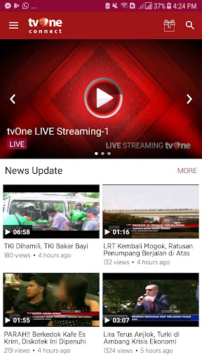 tvOne Connect - Official tvOne Streaming 3.0.1 screenshots 5