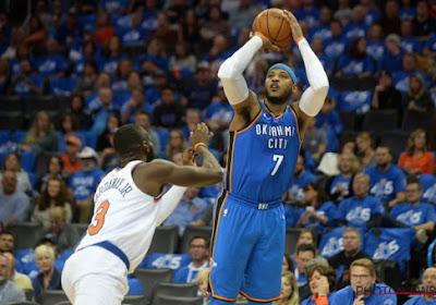 Sterrenteam LA Lakers breidt uit: Carmelo Anthony wordt ploegmaat van LeBron James, Anthony Davis en Russell Westbrook