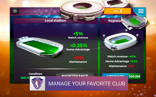 Women's Soccer Manager - Football Manager Game 1.0.13 screenshots 7