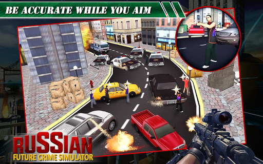 Russian Future Crime Simulator