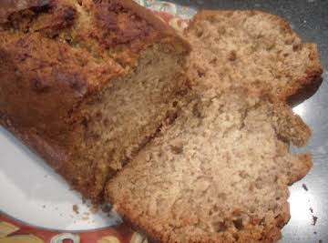 Quick & Easy Banana Nut Bread