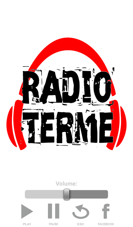Radio Terme- screenshot
