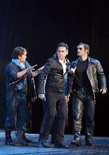 Photo: ROMÉO ET JULIETTE an der Wiener Staatsoper am 23.2.2016. Juan Diego Florez, Gabriel Bermudez. Copyright: Wiener Staatsoper/ Michael Pöhn