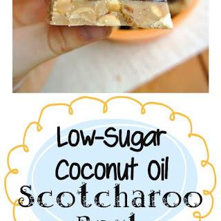 Low-Sugar Coconut Oil Scotcharoo Bark