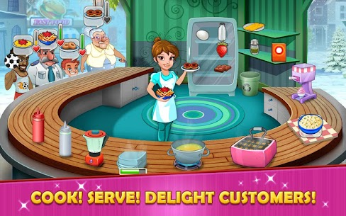 Kitchen Story :Cooking Game MOD Apk (Unlimited Money) 1