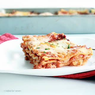 Lasagne With Ricotta Cheese Recipes.