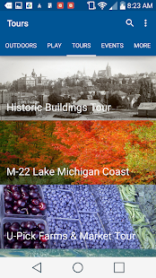 Visit Manistee County- screenshot thumbnail