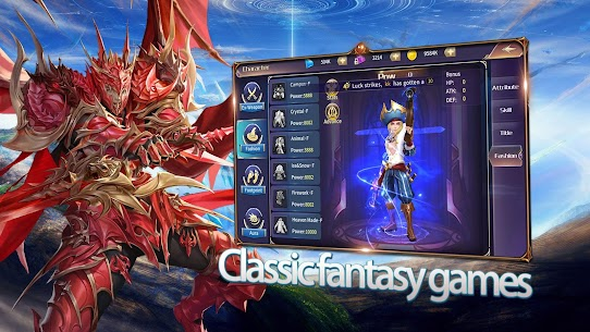 Rise of Dragon City: 3D Action MMORPG 5