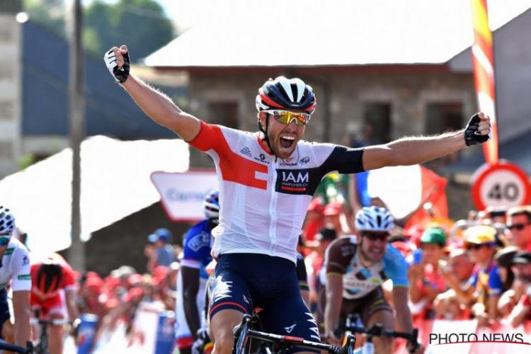 Cyclisme: Bouhanni salue l'arrivée de Van Genechten