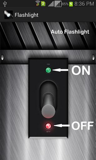 Auto Flashlight