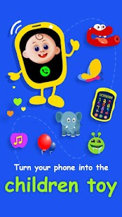 Play phone for kids🎈🎈🎈- screenshot thumbnail