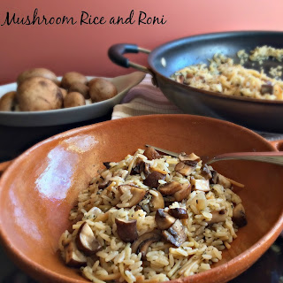 Mushroom Rice And Roni