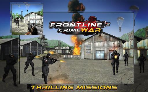 前線犯罪戦争
