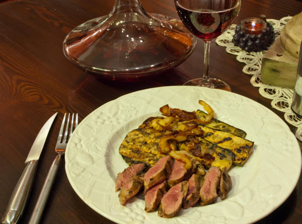 Pekin Duck Cutlets Recipe
