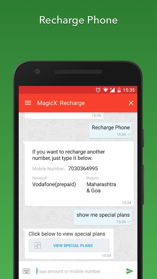 MagicX- screenshot