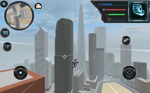Jetpack Rider Gangster Terror 1.0 screenshots 3