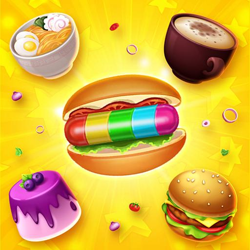 Superstar Chef - Match 3 Games Icon