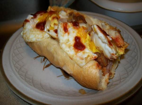 Egg-ceptional Hot Dogs Recipe