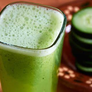 Spearmint Lime Cucumber Water Recipe