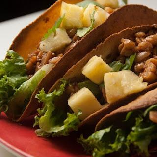 Hawaiian BBQ Tacos Recipe