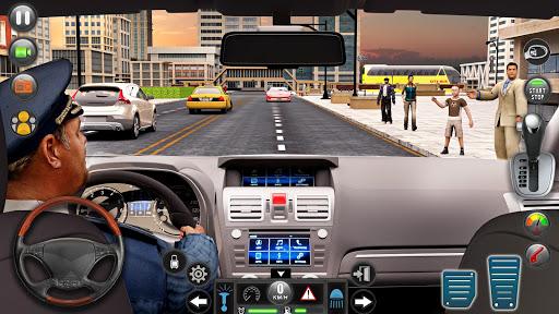New Taxi Simulator u2013 3D Car Simulator Games 2020 filehippodl screenshot 4