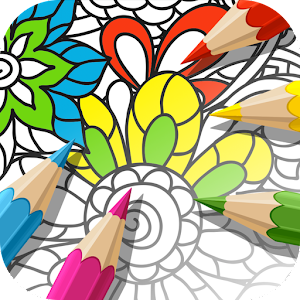 Coloring Book For Adults Anti Stress