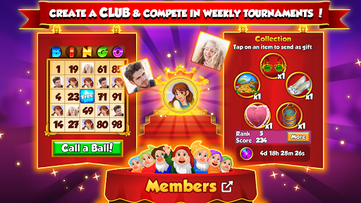 Bingo Story u2013 Free Bingo Games 1.23.0 screenshots 13
