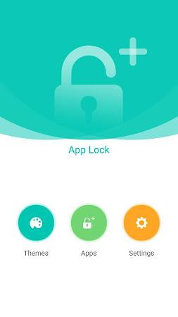 AppLock 1.2.6 screenshot 510539