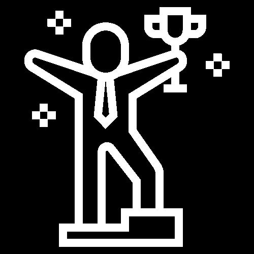 logo winning