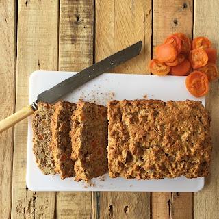 Apricot & Almond Quick Bread