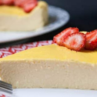 Low Carb New York Cheesecake Recipe