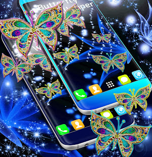Butterfly Live Wallpaper Apps On Google Play