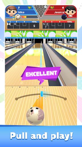 Bowling Strike 3D Bowling Game apkmr screenshots 3