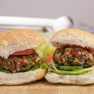 Homemade Quorn Burgers Recipe