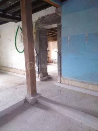 Vente ferme 6 pièces 120 m2
