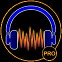 Guia Editor música do Audacity icon