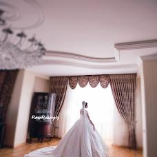 Wedding photographer Elnur Eldaroglu (boying18). Photo of 05.09.2016