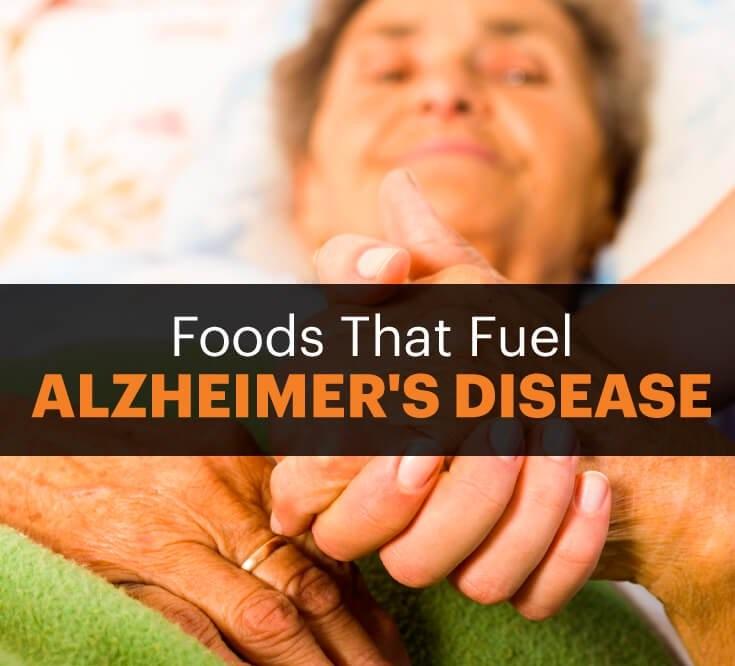 Dementia & Diet Matter: These Foods Raise Alzheimer's Risk