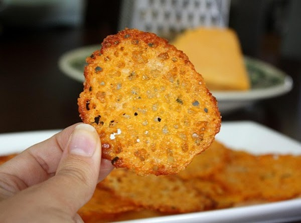 Cheese Crisps Recipe