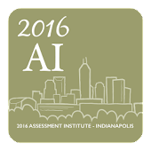 2016 Assessment Institute